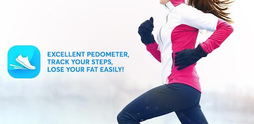 W Step Counter - Pedometer, Walking Step Tracker apk