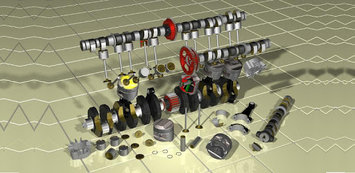 Engine technology apk