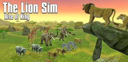 The Lion Simulator: Animal Family Game apk