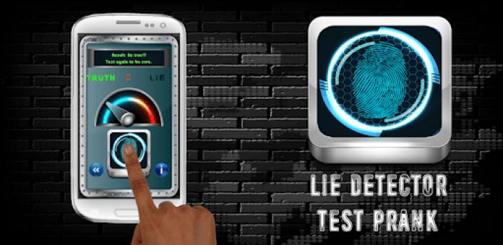 Fingerprint Lie Detector Test Prank apk
