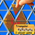 Triangular Dominoes Icon