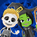 Halloween Costumes & Games Icon