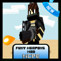 Funny Weapons Mod for MCPE Icon