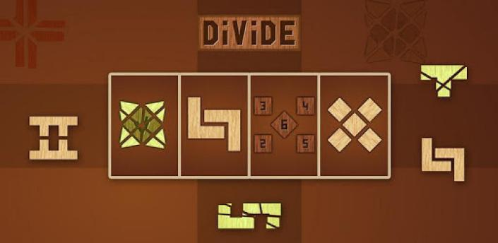 Divide: Logic Puzzle Game apk