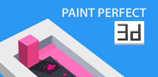 Paint Perfect 3D - Roll Turn Game apk