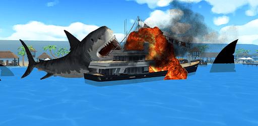 Shark Hunting 3d : Shark Games apk