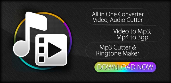 MP4, MP3 Video Audio Cutter, Trimmer & Converter apk