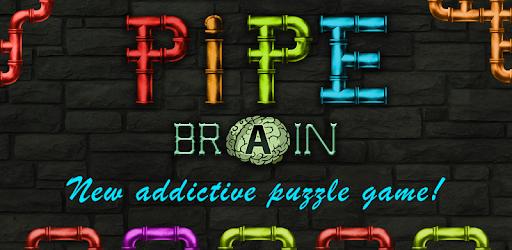 Pipe Puzzle Brain FREE apk
