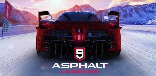 Asphalt 9: Legends - Epic Arcade Car Racing Game apk