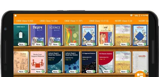 NCERT Books & Solutions Class 5-12 Offline App apk