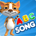 Kids ABC Alphabets Songs 3D Icon