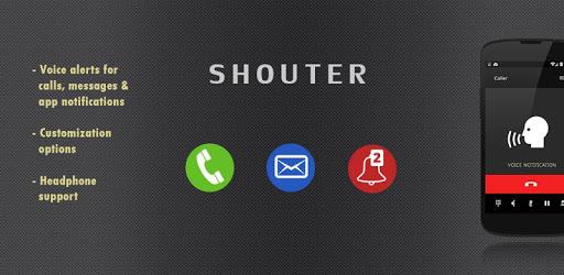 Shouter - Notification Reader apk