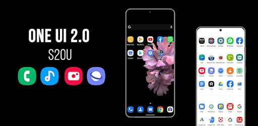 One UI2 S20U Theme kit apk