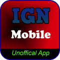 IGN Mobile (Unofficial) Icon