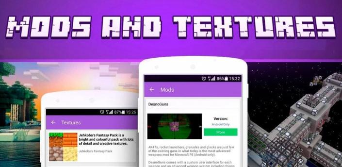 Mods, Skins & Maps for Minecraft. Toolbox Addons apk
