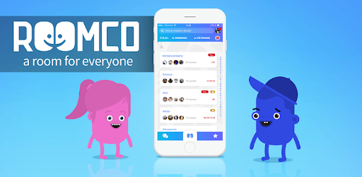 Roomco: chat rooms, date, fun apk