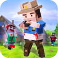Zombie Survival Shooter Icon