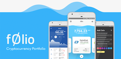 f0lio - Bitcoin & Cryptocurrency Portfolio apk