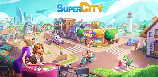 SuperCity: Building game apk
