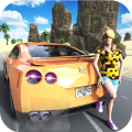 Real Skyline GTR Drift Simulator 3D - Car Games Icon