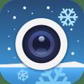 SnowCam - snow effect camera Icon