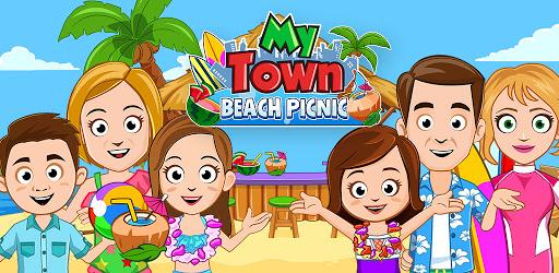My Town : Beach Picnic Free apk