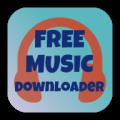 Free Mp3 Music Downloader Icon