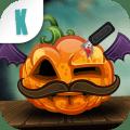 Halloween Party Salon 🎃 Pumpkin Halloween Creator Icon
