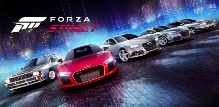 Forza Street: Tap Racing Game apk