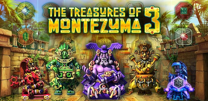 Treasures of Montezuma 3 free apk