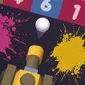 Tank Color Ball Bump 3D Icon