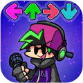 Friday Funny Battle Music Icon
