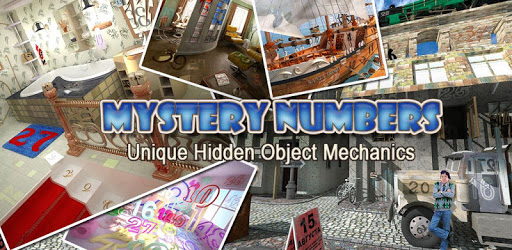 Mystery Numbers: Hidden Object apk