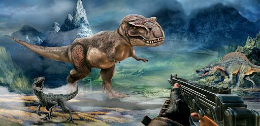 Dino Hunter Shooter 3D :Wild Animal Shooting Games apk