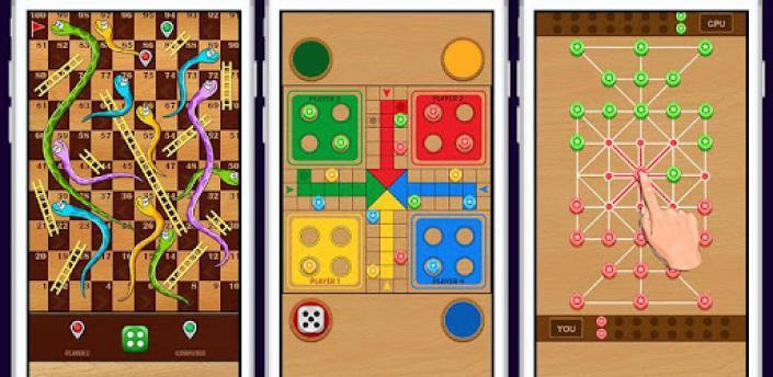 Ludo - Chakka  Classic Board Game apk