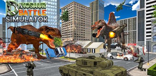 Dinosaur Ultimate Battle Simulator apk