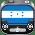 Radios Honduras - Radio Honduras FM + Honduran App Icon