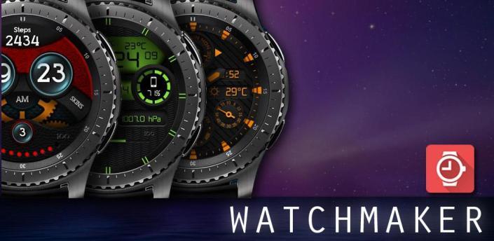 WatchMaker Watch Faces apk