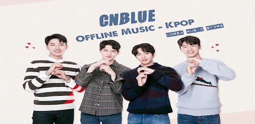 CNBlue Offline Music - Kpop apk