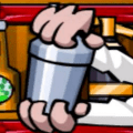 Bartender insane Icon