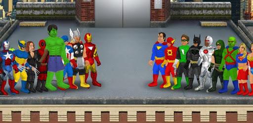 Super City (Superhero Sim) apk