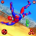 Grand Robot Superhero Speed Hero Icon