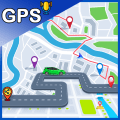 GPS Navigation-Voice Search & Route finder Icon