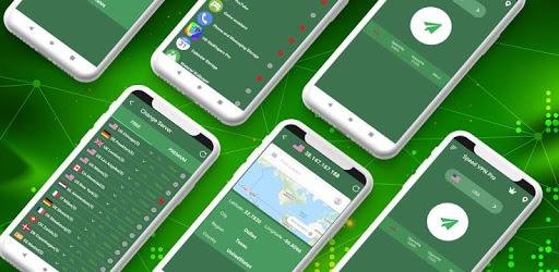 Green VPN-Fast, Secure, Free Unlimited Proxy apk