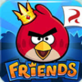 Angry Birds Friends game and guide download Icon