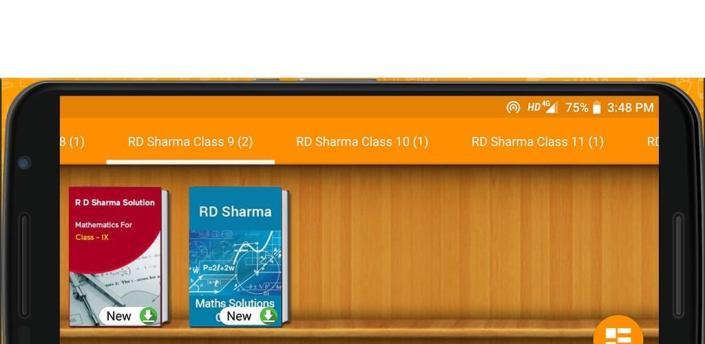 RD Sharma Class 6th-12th Math Solutions Offline apk