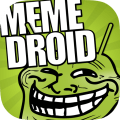Memedroid - Memes App, Funny Pics & Meme Maker Icon