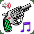Gun Sounds Ringtones & Wallpapers FREE Icon