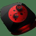 Next Launcher Theme CosMix 3D Icon