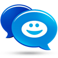 Mahi pro messenger - stickers,free chat&voice call Icon